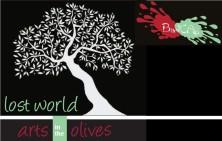 Logo of Arti in Olives Festival