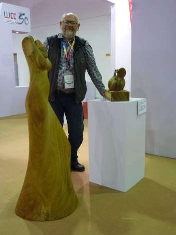 Artist Silvio Apponyi