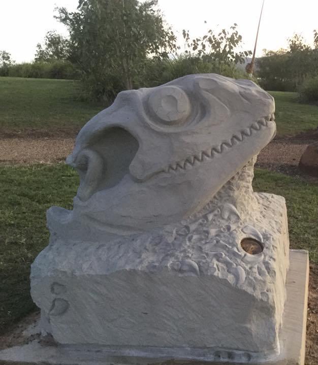 AncientWyaralongWaterDragon1
